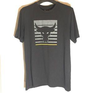 Project Rock Under Armour Men's Large Shirt